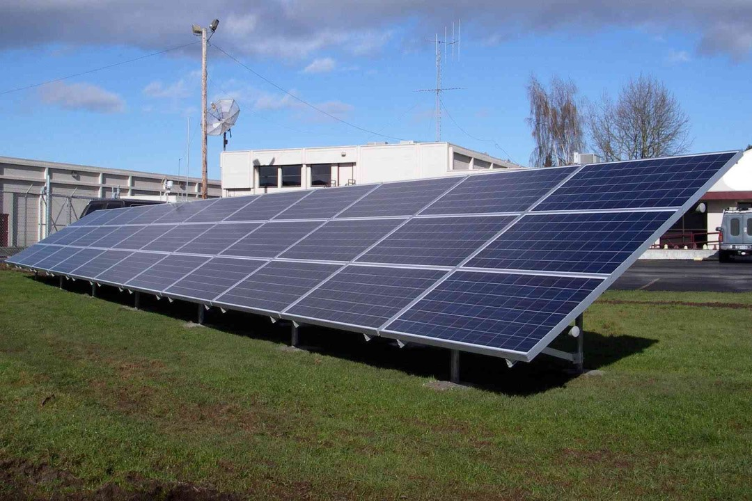 Blachly Lane Cooperative PV Array