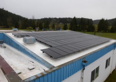 Crow Middle & High School (BEF) – Eugene, Oregon (11.34kW)