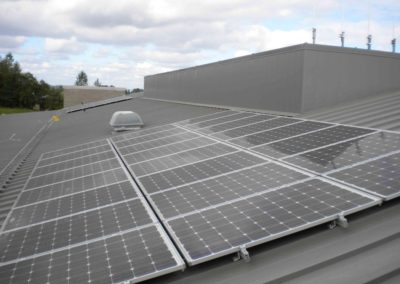 Troutdale Police Department Solar Project