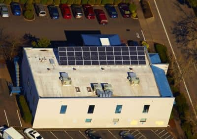 Full Access Non-Profit Organization Solar Array