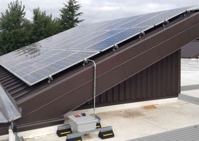 Lane County Public Works PV Array Installation