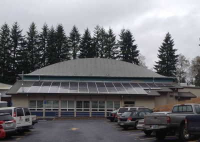 Toledo High School Solar Array