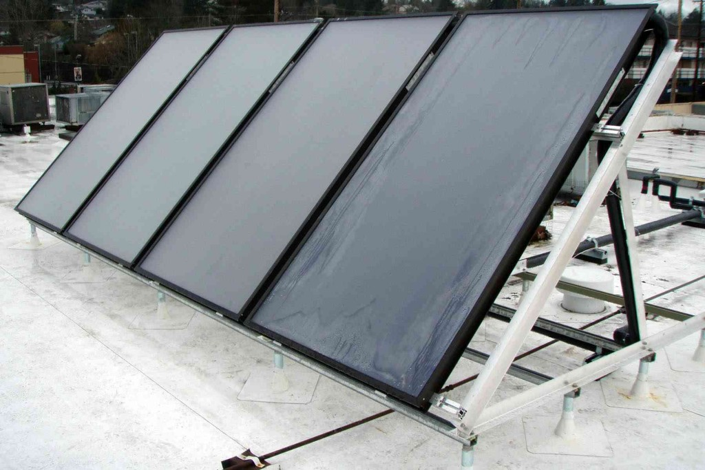 Langwith Investments Solar Water Heating