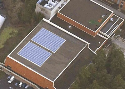 Lewis and Clark College Solar Array