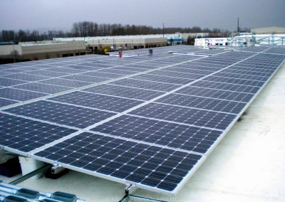 Morasch Meats Commercial Solar Facility