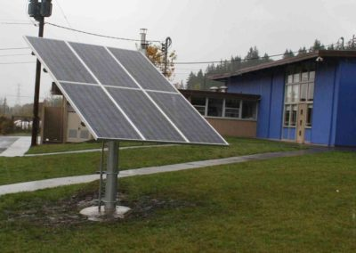 Northwest Youth Corps Solar PV Project