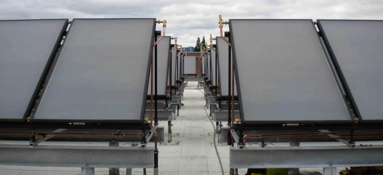 Oregon State University Solar Thermal