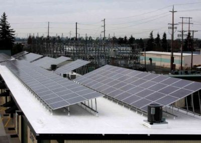 Olsson Electric Solar Array