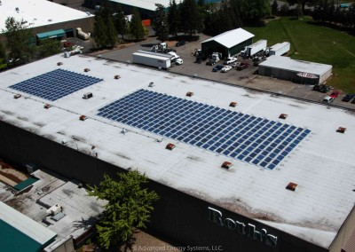 Roth's Fresh Markets Commercial Solar