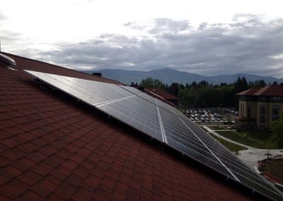 Southern Oregon University McLoughlin Hall – Ashland, Oregon (74kW)